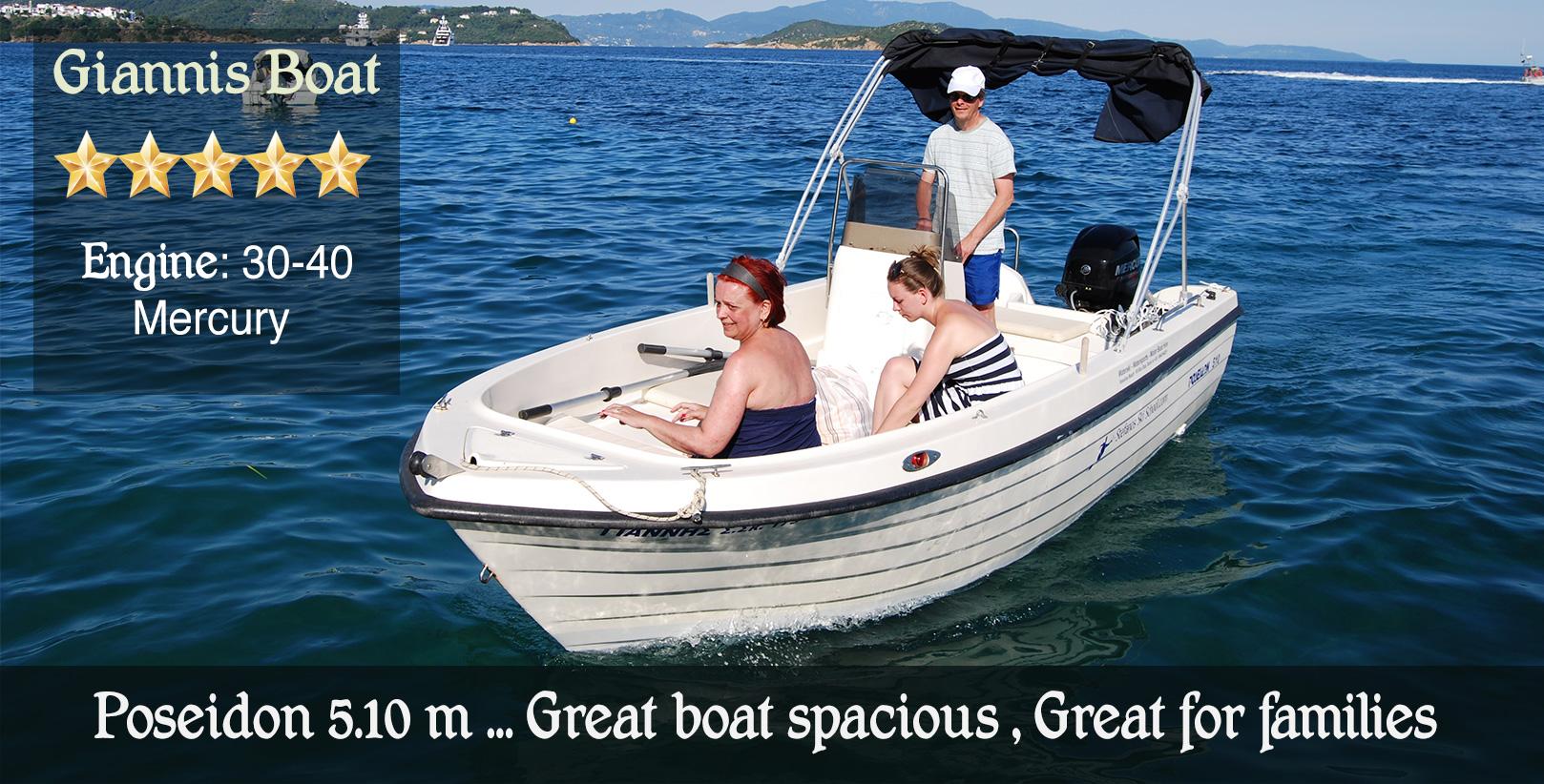 Giannis Boat
